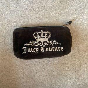 Juicy Couture makeup/pencil case